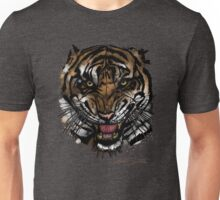 Tiger Face (Signature Design) Unisex T-Shirt
