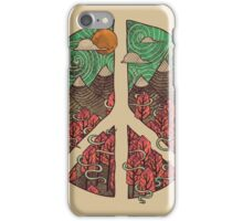 Peaceful Landscape iPhone Case/Skin