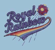 Royal Rainbow by ORabbit