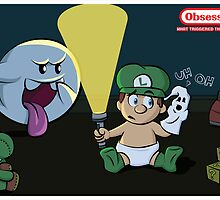 Obessions Series- Luigi by DesignsbyCease