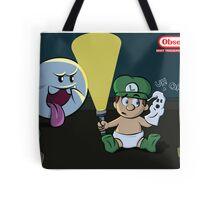 Obessions Series- Luigi Tote Bag