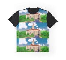Peach's Castle Graphic T-Shirt