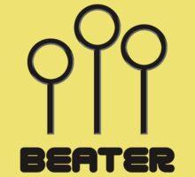 Quidditch Beater by believeluna