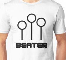 Quidditch Beater Unisex T-Shirt