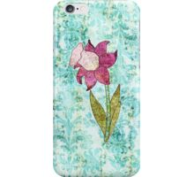 Vintage Flower iPhone Case/Skin