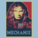 Dave Mustaine for President by ThatOneGirl