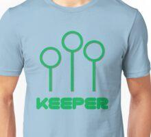 Quidditch Keeper Unisex T-Shirt