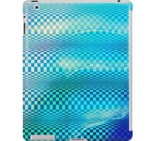 meditation water iPad Case/Skin