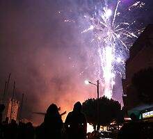 Fireworks by Danieleshoots