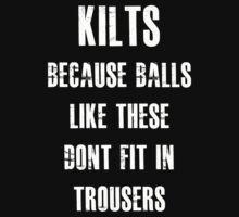 Why Men Wear Kilts by KindOfAwesome