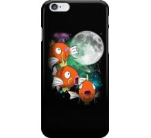Three Magikarp Moon iPhone Case/Skin