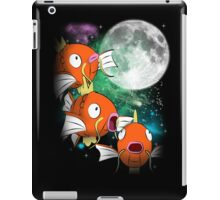 Three Magikarp Moon iPad Case/Skin