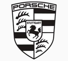 Porsche Badge Logo by vincepro76