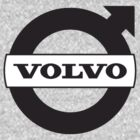 Volvo Badge Logo by vincepro76