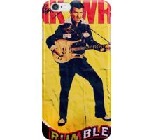 Link Wray iPhone Case/Skin