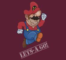 Mario Undergorund  by DanDav