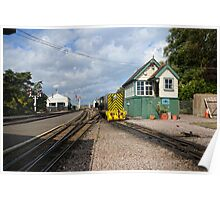 RHDR New Romney Station Poster