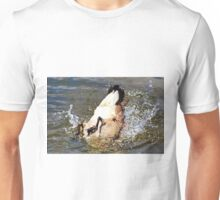 Bottom Up Splash Unisex T-Shirt