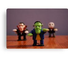 Monsters! Canvas Print
