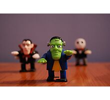 Monsters! Photographic Print