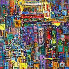Urban Grapevine by Adam Bogusz