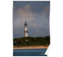 Cape Lookout Lighthouse Poster