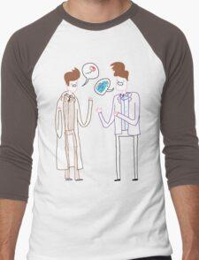 Rose n' River Men's Baseball ¾ T-Shirt