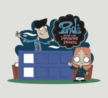 Pond's Home for Imaginary Friends by nikholmes