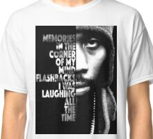 RZA Lyrics Poster Classic T-Shirt
