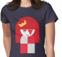 Queen of Moons Charlie (Tee 2) Womens Fitted T-Shirt