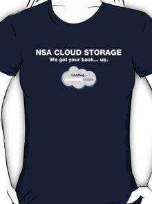 Cloud Storage T-Shirt