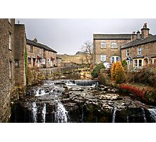 The River Ure at Hawes Photographic Print