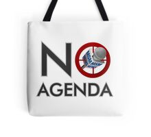 No Agenda Logo - Tote Bags Tote Bag