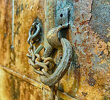 Lock and Chain by Cheryl Styles