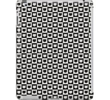 Cat Checkers iPad Case/Skin