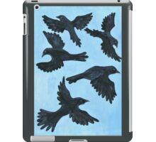 5 Ravens iPad Case/Skin