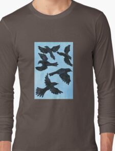 5 Ravens Long Sleeve T-Shirt