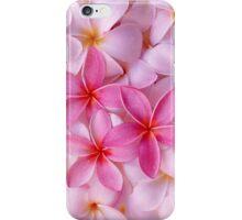 Soft Pink Floral iPhone Case/Skin