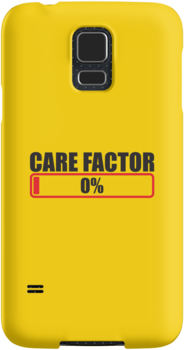 CARE FACTOR 0 Zero percent progress bar by jazzydevil