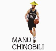 Manu Chinobili Kids Clothes