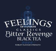 Bitter Revenge Tea Kids Tee