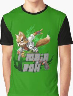 I MAIN FOX Graphic T-Shirt