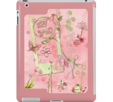 Girlie style iPad Case/Skin