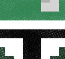 Pixel Hunter Sticker