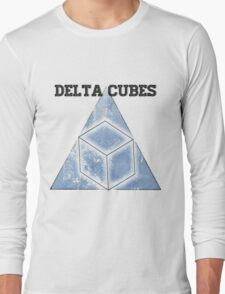 Abed's Delta Cubes Long Sleeve T-Shirt