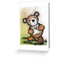 Sweetie Greeting Card