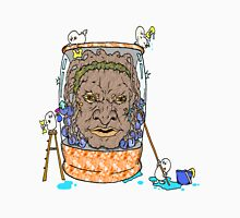 Face of Boe getting a wash Unisex T-Shirt