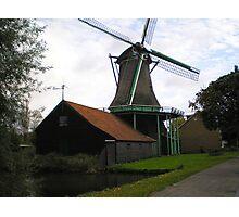 KOOG aan de ZAAN, HOLLAND OCTOBER 2006 Photographic Print