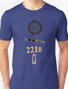 Superwholock minimalist shirt T-Shirt
