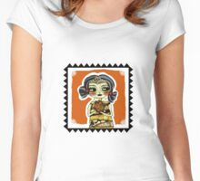 XOmbie girl lillian Women's Fitted Scoop T-Shirt